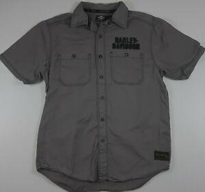 Harley-Davidson Dress Shirt