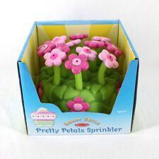 Melissa & Doug Sunny Patch Pretty Petals Sprinkler Pink Flower Outdoor New