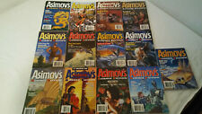 1995 Asimov's Science Fiction Magazine - Complete 13 Issue's