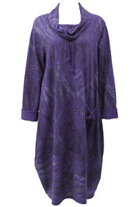 LAGENLOOK ITALIAN COWL NECK DRESS ONE SIZE FITS ALL SIZE 18-22 More Colours
