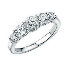 Anillos de bisutería anillo de compromiso piedra