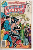 DC Comics Justice League Of America #164 March 1979 F+
