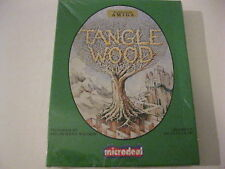 Tangle Wood new factory sealed Amiga game Microdeal