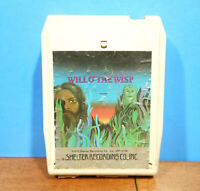 LEON RUSSELL WILL O' THE WISP 1975 STEREO 8 TRACK TAPE CARTRIDGE TESTED!