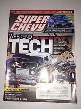 Super Chevy Magazine '69 Camaro & G-Body Malibu '64 Nova August 2011 030417NONRH