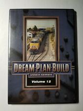 Dream Plan Build- Layouts, Modeling Tips & Prototype Railroads Volume 12