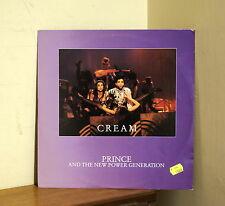 Prince and the new power generation - Cream - Paisley Park W 0061T