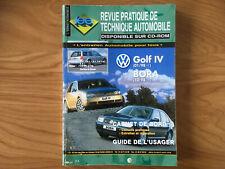 RTA EA VOLKSWAGEN GOLF 4 à partir 01/1998 BORA à partir 10/1998 E70