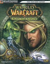 WORLD OF WARCRAFT THE BURNING CRUSADE GUIDA STRATEGICA UFFICIALE