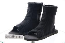 N-06 schwarz black Ninja Shinobi Naruto Schuhe Cosplay shoes