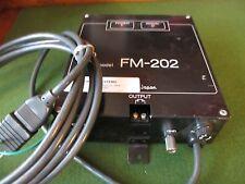 Tohnichi FM 202 Receiver, 40MHz, DC30V, 1A, AC110V, 5W