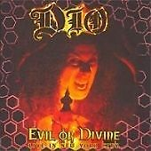 Dio - Evil or Divine (Live in New York City/Live Recording, CD 2009) NEW SEALED