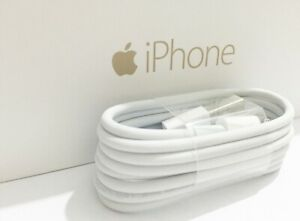1M 2M 3M Apple iPhone 5/6/7/8/10/XS MAX 11/XR charger USB Cable Charging Lead