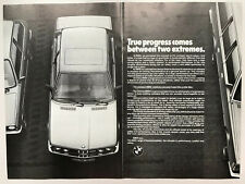 BMW 2p 1979 Advertisement Pub Ad Werbung