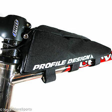 Profile Design Aero E-Pack Standard - Road/Tri Bike Stem/Top Tube Storage Bag