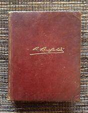 RARE VINTAGE 1954 Obras Completas Novelas: Complete Novels IV, Benito Galdos