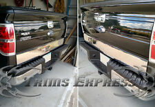 04-08 Ford F-150 Tailgate Molding Trim Accent Rear Door Stainless Steel Cover