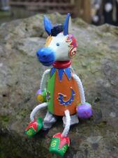 Unbranded Wooden Horses Decorative Ornaments & Figures