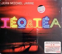CD ALBUM JEAN MICHEL JARRE TEO & TEA EDITION ASIATIQUE COLLECTOR NEUF/BLISTER