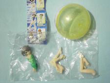 Gashapon Beach Girl Anime Manga Model Figure. Unbuilt. Bandai 2008 'X'