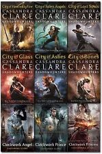 Cassandra Clare Mortal Instruments & Infernal Devices Collection 9 Books Set