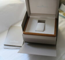 Jaeger-LeCoultre Empty Presentation Box from a Master Hometime -Mint