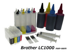 CISS Brother LC-970 LC-1000 - Encre Continue non-oem VIDE