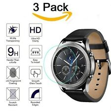Premium Screen Oleophobic Coating Protector Film HD 2-Pack For A Samsung Gear S3