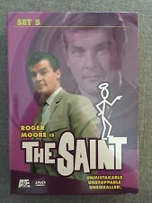 The Saint - Set 5 (DVD, 2002, 2-Disc Set)
