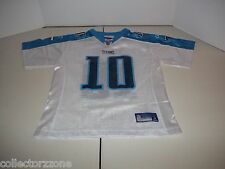 USED - NFL - TENNESSEE TITANS - REEBOK JERSEY - #10 YOUNG - 10/12