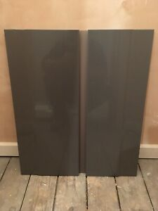 500mm Dark Grey Base & Wall Unit Door
