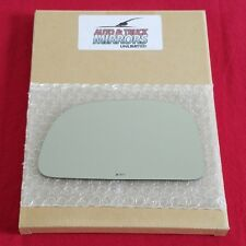 Mirror Glass For Dodge Colt, Eagle Summit Driver Side Replacement