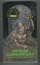 Bernie Wrightson Master of the Macabre Trading Card Package Still Sealed
