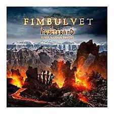 FIMBULVET - Frostbrand - Eines Bildnis Tracht - CD / PAGAN METAL