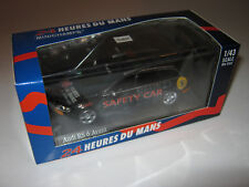 1:43 audi rs6 'safetycar' 24hrs. le mans 2009 400017290 Minichamps OVP New
