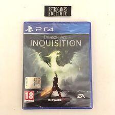 DRAGON AGE Inquisition PS4 Playstation 4 Italiano NUOVO