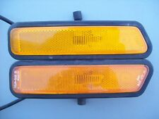 Porsche 944 Turbo S2 - FRONT Indicator Side Marker Lights Lamp Assemblies 1