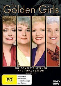 Golden Girls - The Complete Seventh Season, The DVD