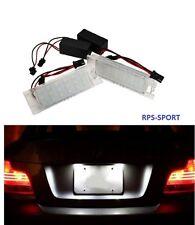 1x vw new beetle 1c1 lumineux LED BLANC XENON PLAQUE D/'IMMATRICULATION mise à niveau Ampoule