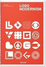 Logo Modernism by Jens Müller (2015, Book, Other)