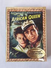 The African Queen Dvd Commemorative Box Set New In Shrinkwrap