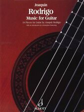 Music for Guitar Sheet Music 19 Pieces NEW Schott 049012167