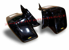 NEW YAMAHA YFS 200 BLASTER BLACK PLASTIC FRONT FENDER PLASTICS
