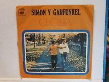 SIMON Y GARFUNKEL Cecilia CBS 4916 ESPAGNE