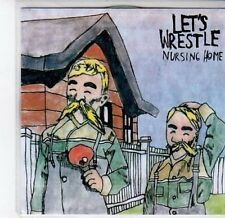 (CA85) Let's Wrestle, In Dreams Part II - 2011 DJ CD