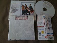 IMPELLITTERI / eye of the hurricane /JAPAN LTD CD OBI
