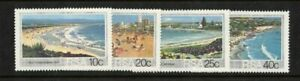 1983 South Africa Beach SG 549/52 Set of 4 MUH stamps