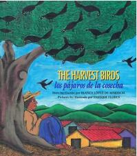 The Harvest Birds Los pajaros de la cosecha-ExLibrary