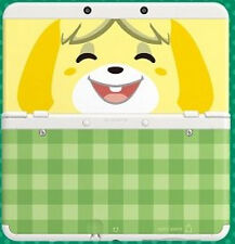 Nintendo 3ds Coverplate 006 - Animal Crossing Isabelle