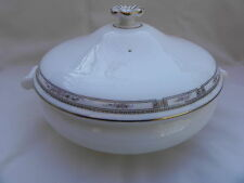 Wedgwood COLCHESTER VEGETABLE TUREEN LID with PLAIN BASE NOT Wedgwood.